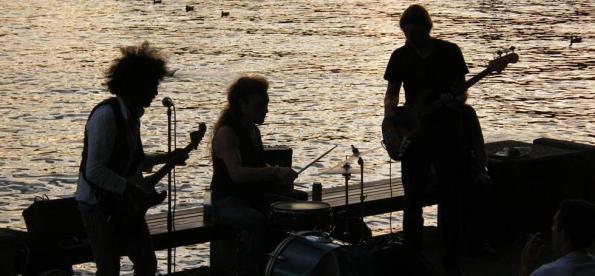 Letnje veče u Cirihu
